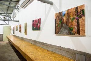 תמונות מפתיחת התערוכה ה כל הקסם