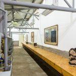 תמונות מתוך התערוכה ריקמה ללא מילים